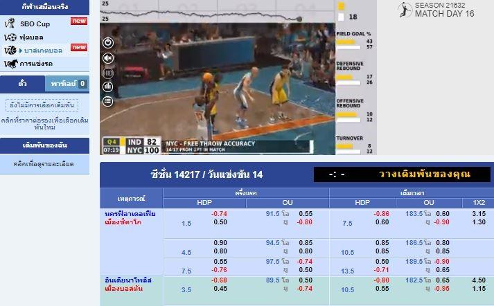 Virtual Basketball – บาสเก็บบอลเสมือนจริง